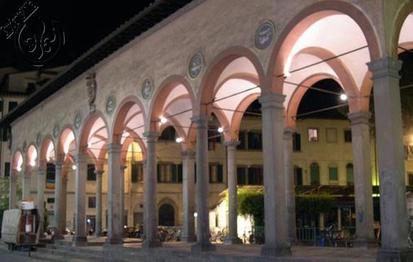 Loggia del Pesce - Florence  - Visit Italy