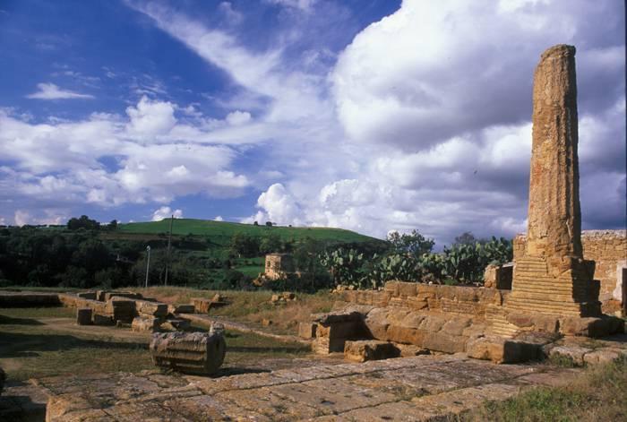 Tempio di Vulcano - Agrigento  - Visit Italy