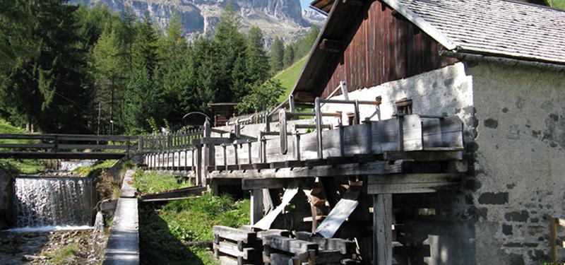 Il vecchio mulino - Arabba  - Visit Italy
