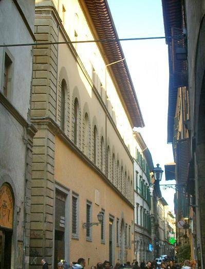Palazzo Salviati - Florence  - Visit Italy