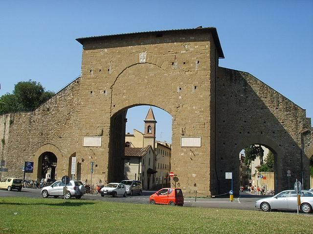 Porta Romana - Florence  - Visit Italy