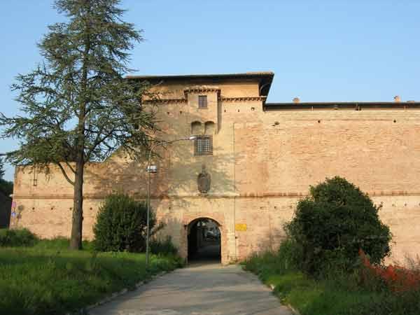 Porta Fiorentina - Castrocaro Terme     - Visit Italy