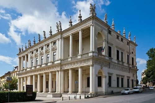 Palazzo Chiericati - Vicenza  - Visit Italy