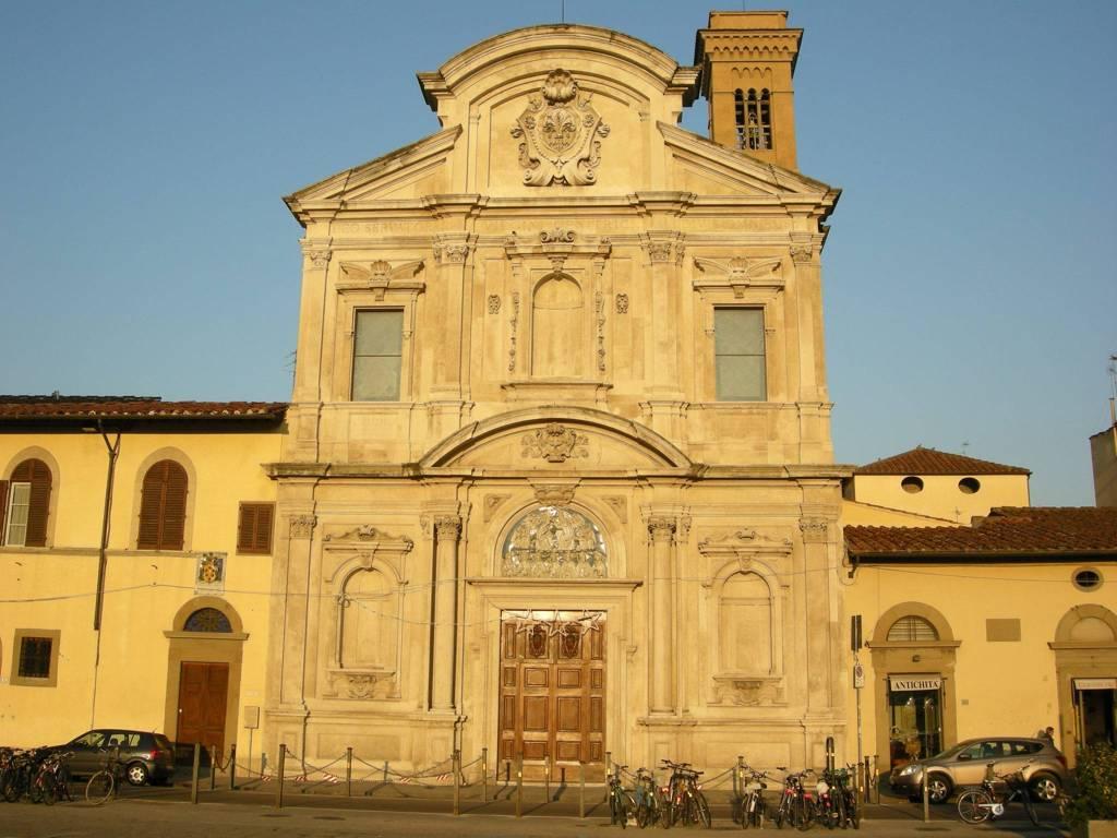 Chiesa di Ognissanti - Florence  - Visit Italy