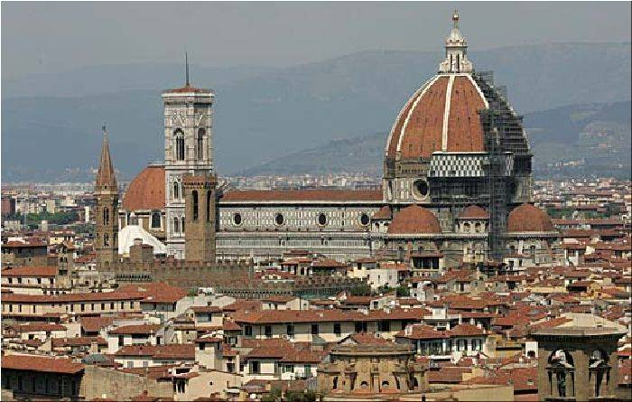 Campanile di Giotto - Florence