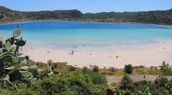 Punta Fram - Pantelleria  - Visit Italy
