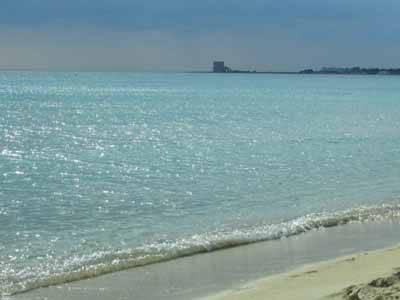 Spiaggia di Torre Chianca - Porto Cesareo  - Visit Italy