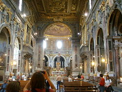 Basilica della Santissima Annunziata - Florence     - Visit Italy