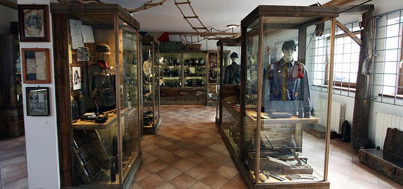 Museo della Prima Guerra Mondiale - Arabba  - Visit Italy