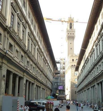 La Galleria degli Uffizi - Florence     - Visit Italy