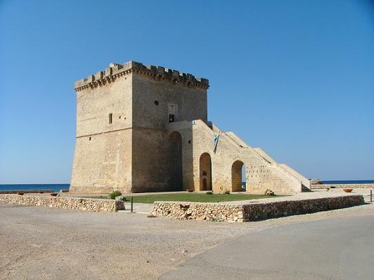 Torre Cesarea - Porto Cesareo  - Visit Italy