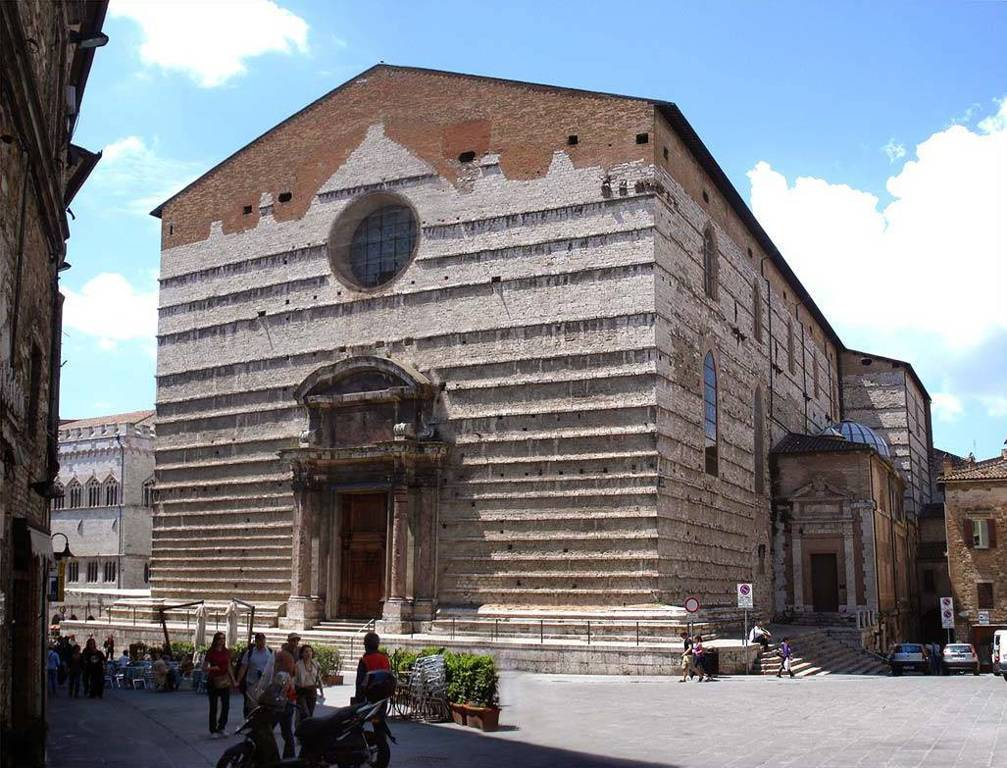 Cattedrale di San Lorenzo - Perugia  - Visit Italy