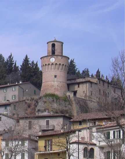 Torre Campanaria - Castrocaro Terme     - Visit Italy