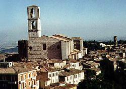 Basilica di San Domenico - Perugia  - Visit Italy