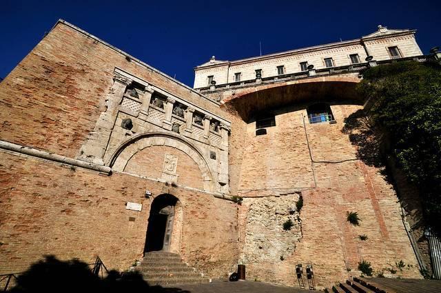 Porta Marzia - Perugia     - Visit Italy