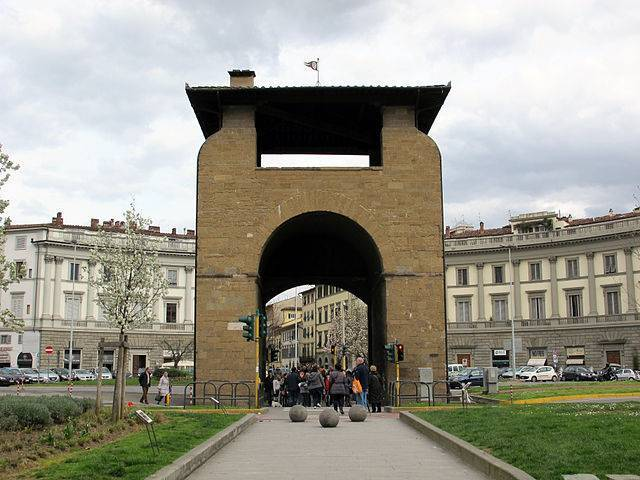 Porta alla Croce - Florence