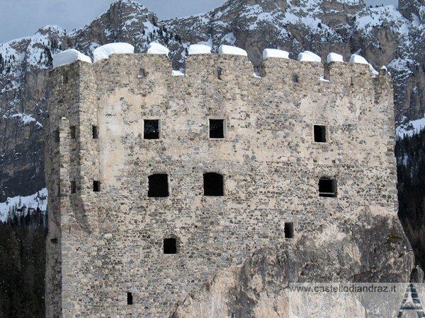 Il Castello di Andraz - Arabba  - Visit Italy