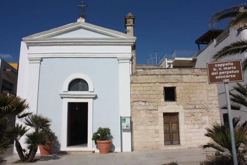 Chiesa della Madonna del Perpetuo Soccorso - Porto Cesareo  - Visit Italy