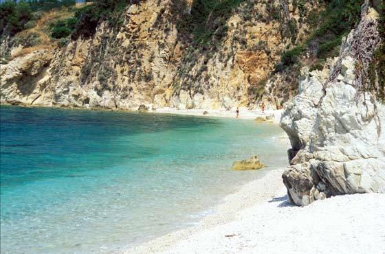 Spiaggia di Sansone - Portoferraio     - Visit Italy
