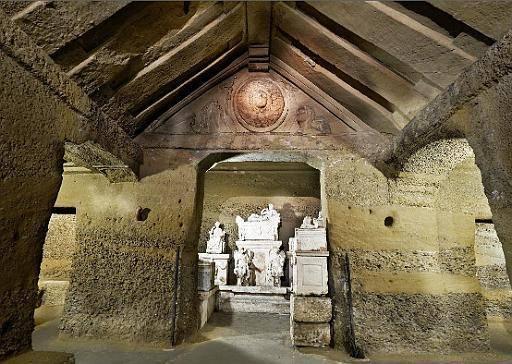 Antiquarium Ipogeo dei Volumni - Perugia  - Visit Italy