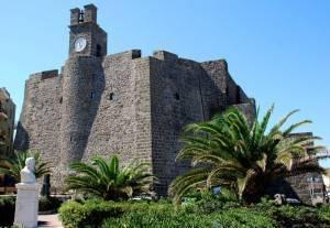 Castello Barbacane - Pantelleria  - Visit Italy