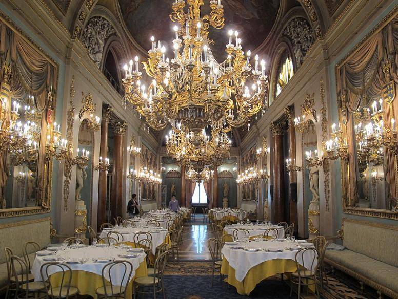 Palazzo Borghese - Florence     - Visit Italy