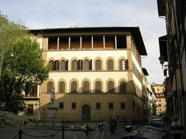 Palazzo Guadagni - Florence  - Visit Italy