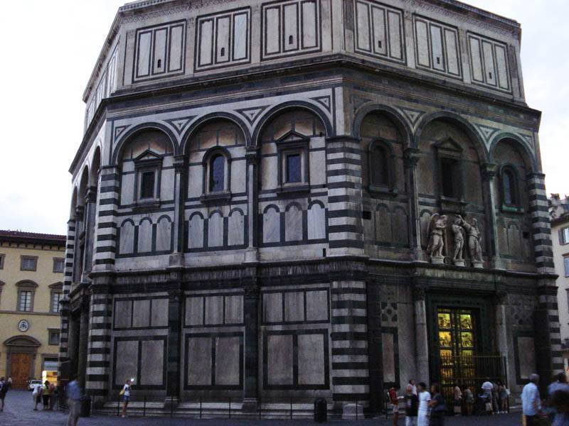Battistero - Florence