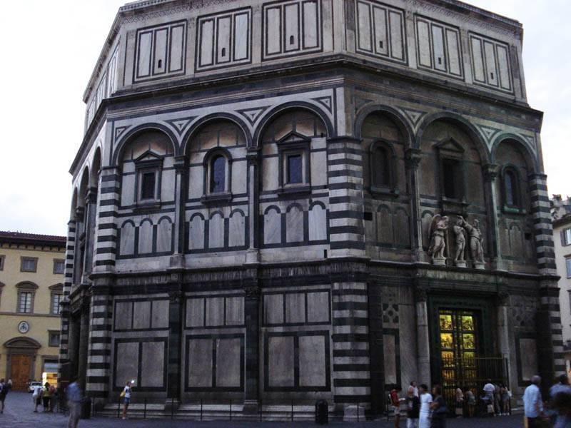 Battistero - Florence  - Visit Italy