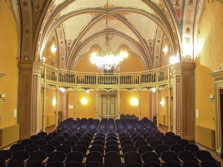 Teatro della Sapienza - Perugia  - Visit Italy