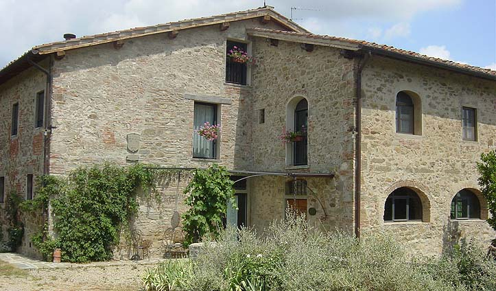 Agriturismo l 39 ozio in collina figline valdarno visit italy - Piscina figline valdarno ...