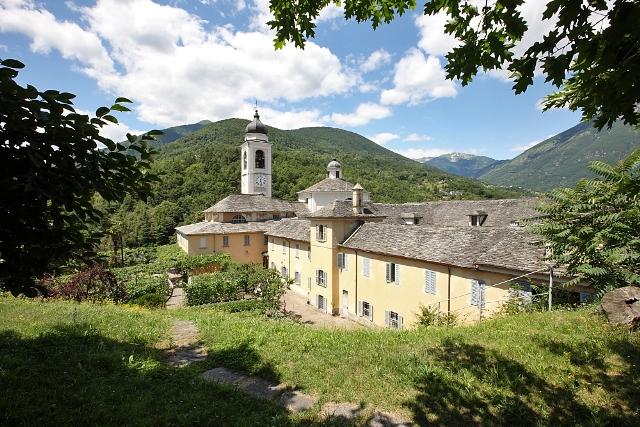 Ospitalità Rosminiana Sacro Monte Calvario