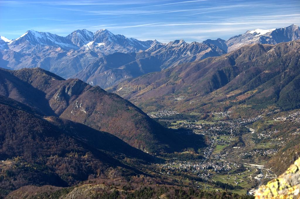 Panorama della Val Vigezzo -  - Visit Italy