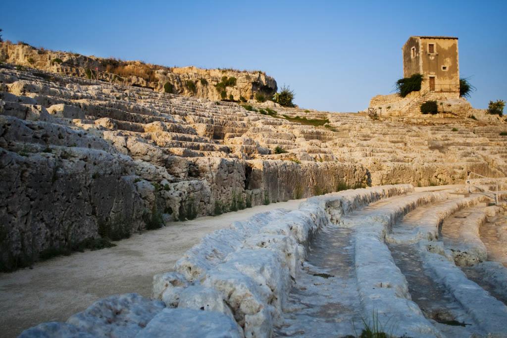 Anfiteatro di Siracusa -  - Visit Italy