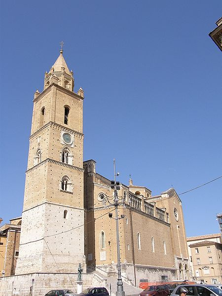 San Giustino Cathedral - Chieti - Visit Italy