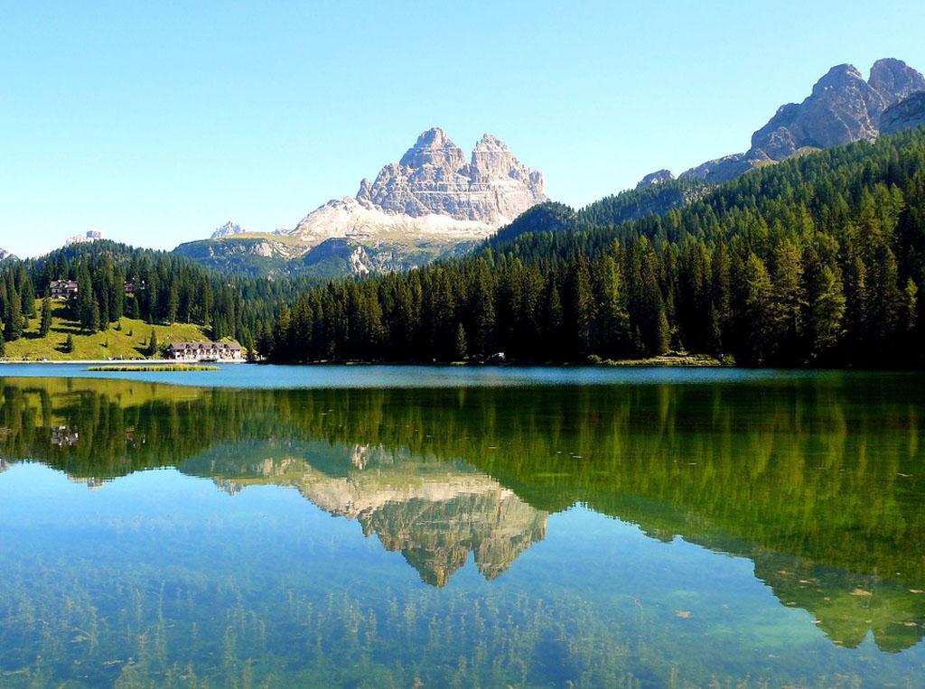 Lago alpino -  - Visit Italy