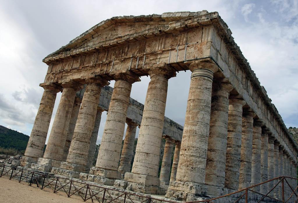 Tempio di Segesta -  - Visit Italy