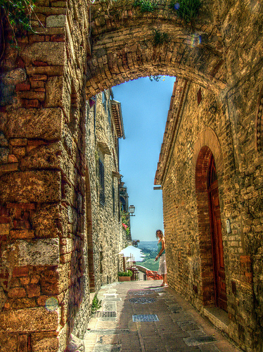 - San Gimignano - Visit Italy