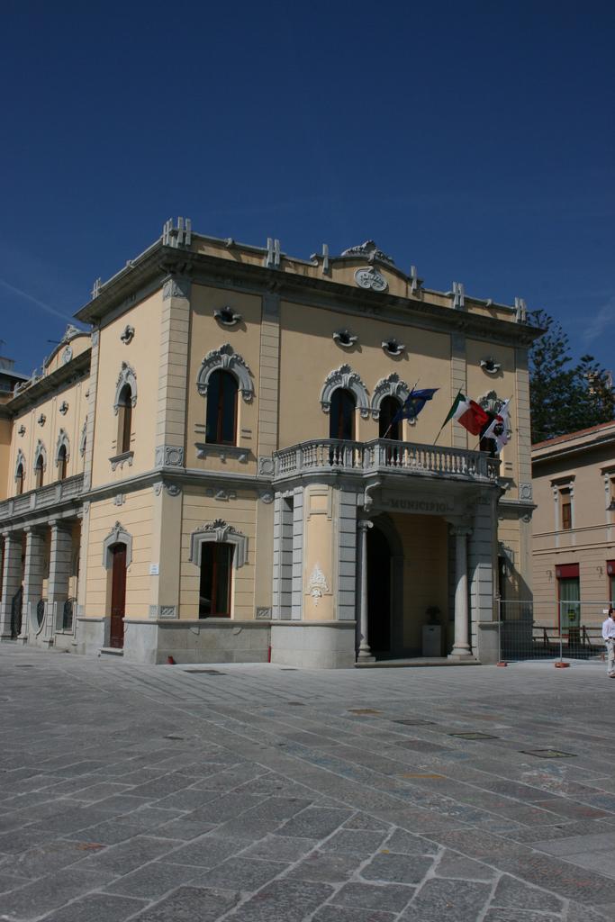 Municipio di Olbia - Olbia - Visit Italy