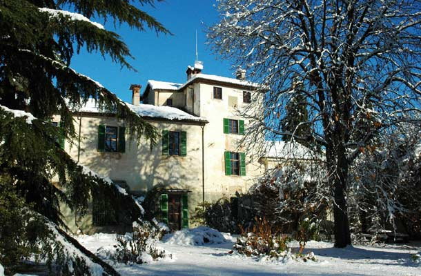 Villa Oldofredi Tadini - Cuneo - Visit Italy