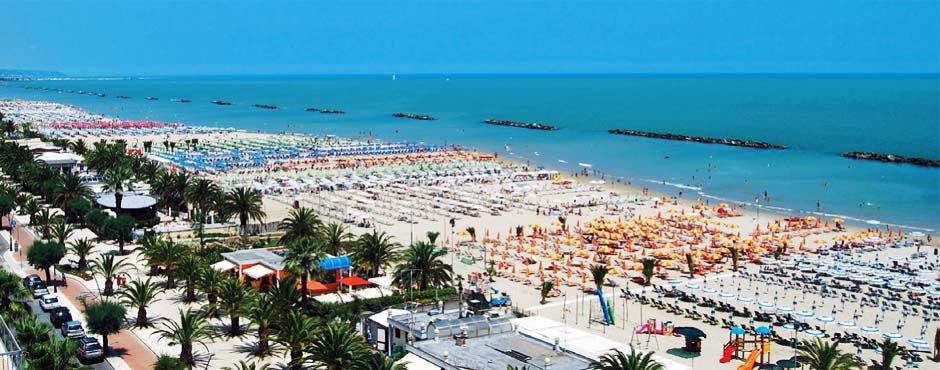 Sabbia e mare a San Benedetto