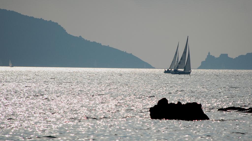 Vista da Lerici a Portovenere