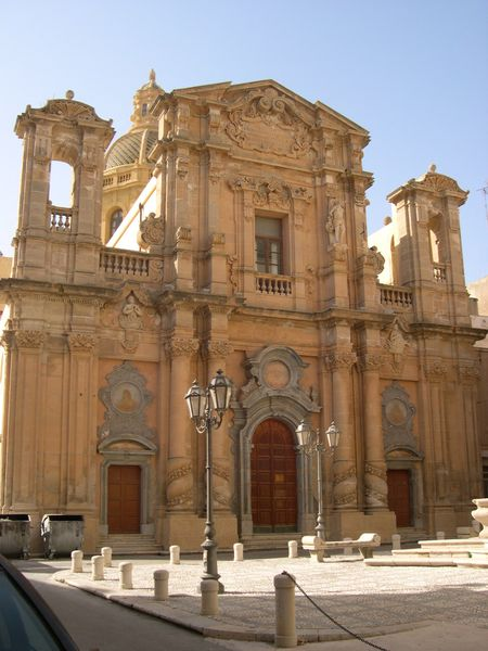 Chiesa del Purgatorio - Marsala - Visit Italy