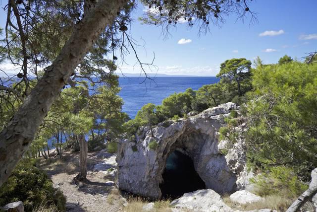 Le grotte di San Domino