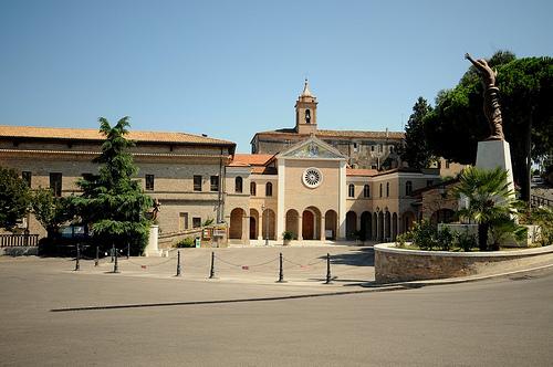 Santuario Maria dello splendore - Giulianova - Visit Italy
