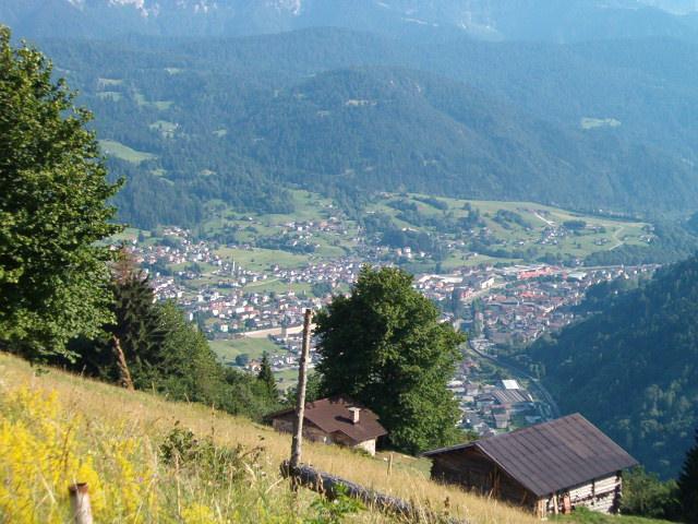 Panorama sull'alta Valle di Primiero -  - Visit Italy