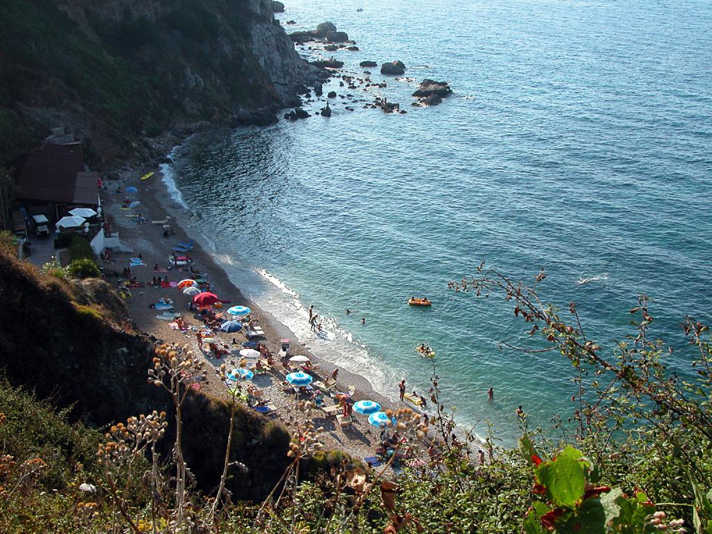 Spiaggia de Portoferraio - Portoferraio - Visit Italy