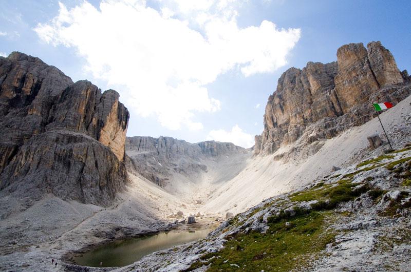 Pisciadu lake -  - Visit Italy