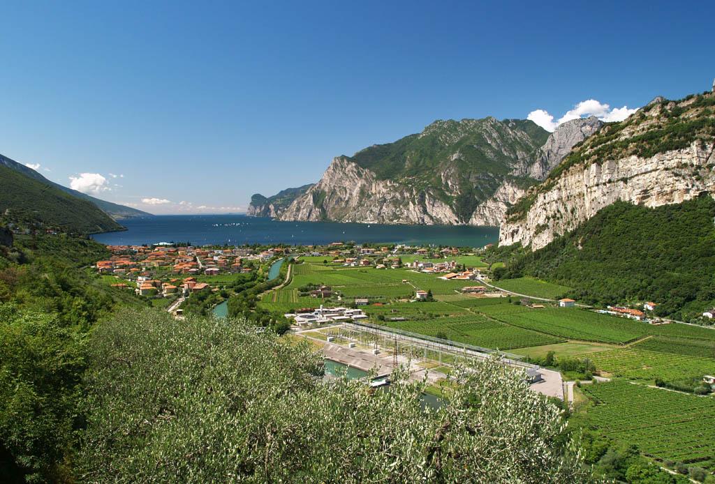 Vista di Torbole -  - Visit Italy