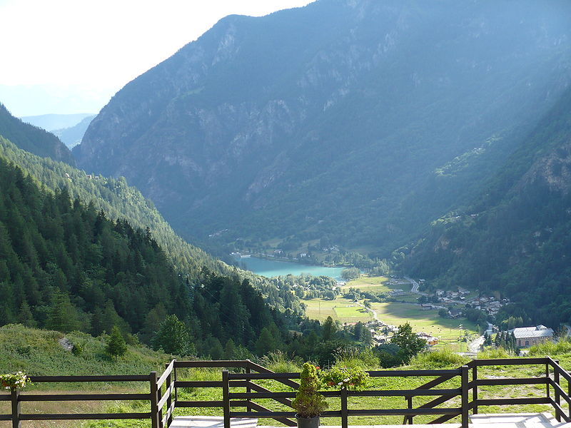 Il lago di Maën - Valtournenche - Visit Italy